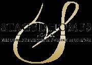 logo stagedhomes.com, principale riconoscimento accreditato di Home Staging per Home Stager e professionisti del settore immobiliare.