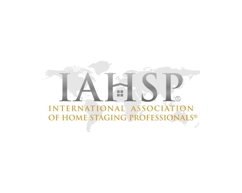 logo dell'IAHSP, l'acronimo di International Association of Home Staging Professionals, Associazione Internazionale dei Professionisti dell'Home Staging.